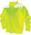 3M Reflective Raincoat Yellow