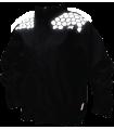 3M Reflective Raincoat Black