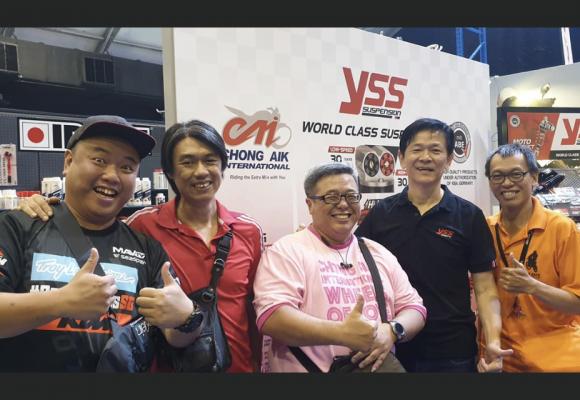 National Bikers' Weekend 2019 [YSS]